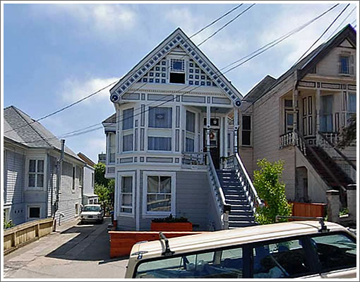 "Going On Four Years Of ""Free"" Foreclosure Living Over In Noe Valley"