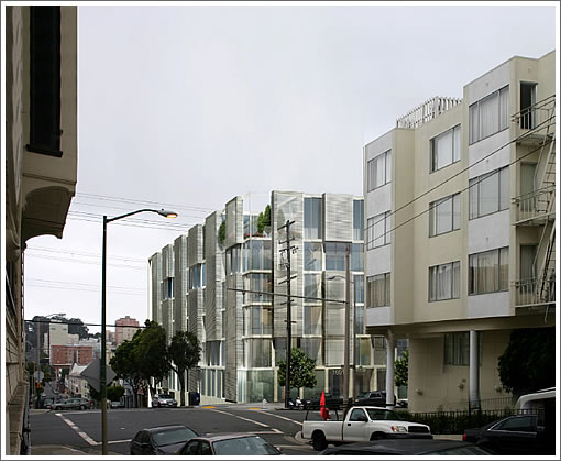 An Attempt To Settle For With San Francisco's Planning Commission?