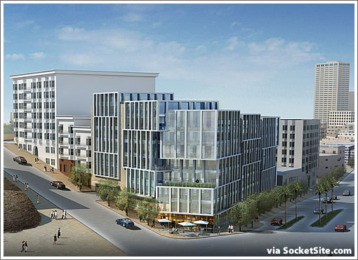 Arquitectonica Designed 1998 Market Street Ready To Break Ground