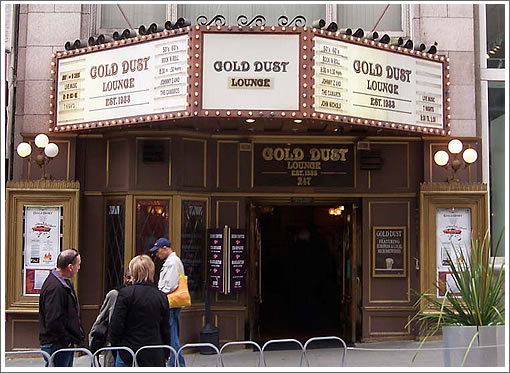Gold Dust Lounge