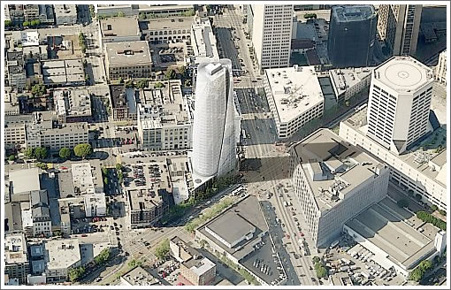 One Van Ness Rendering