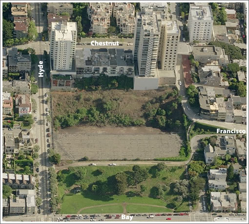 Open Space Or Condos For The Francisco Reservoir?