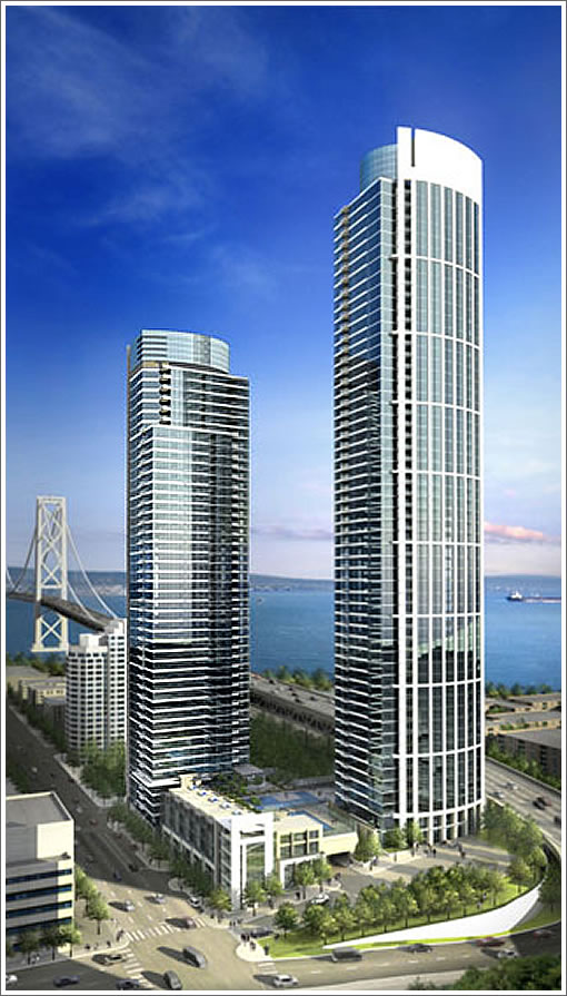 One Rincon Hill's Tower Two Targeting June 11 Construction Start