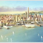 The Plans For A Legacy San Francisco Warriors Arena Upon The Piers