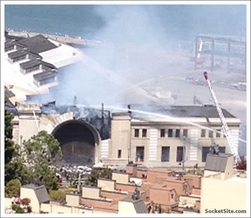 Pier 29 on Fire: Teams Racing to Save the America's Cup Site