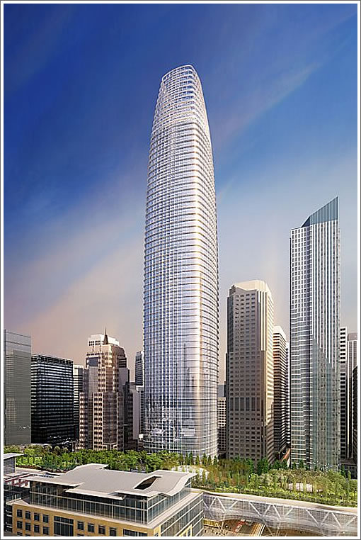 Transbay Tower Timeline Moved Up, Payment To City Stays Down