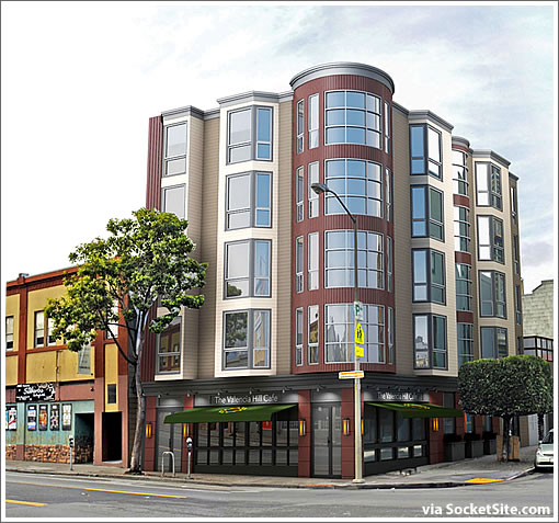 The Seven Issues And Three Sides To 1050 Valencia's Five Stories
