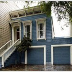 Before And After For A Little (At Least Then) Lower Pac Heights Home