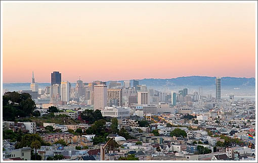 "San Francisco Named ""America's Best City"" By Businessweek In 2012"