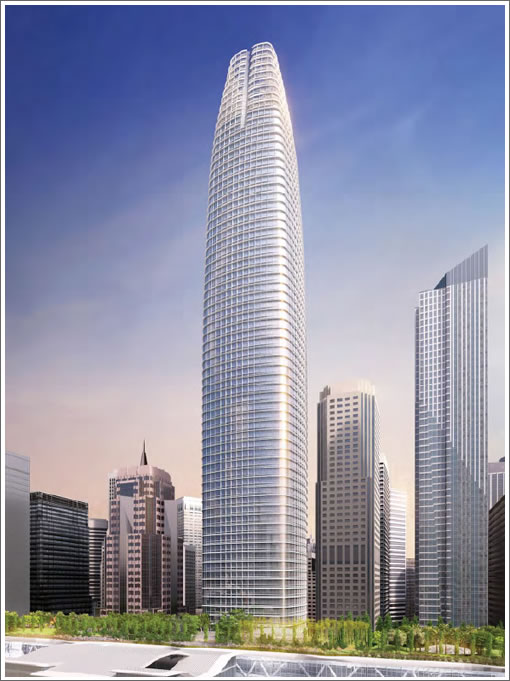 Transbay Tower: Approved Design