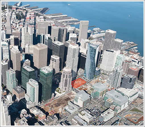 Transbay Tower Slated For 2014 Groundbreaking, Occupancy In 2017