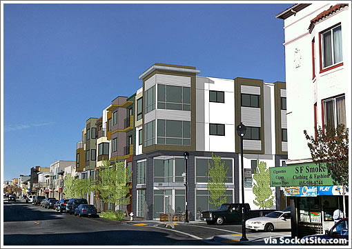 2895 San Bruno Avenue Rendered