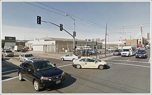 Conflicting Plans For The Corner Of Brannan And Fifth