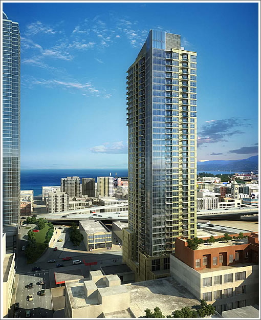 45 Lansing Ready To Start Rising 39 Stories On Rincon Hill