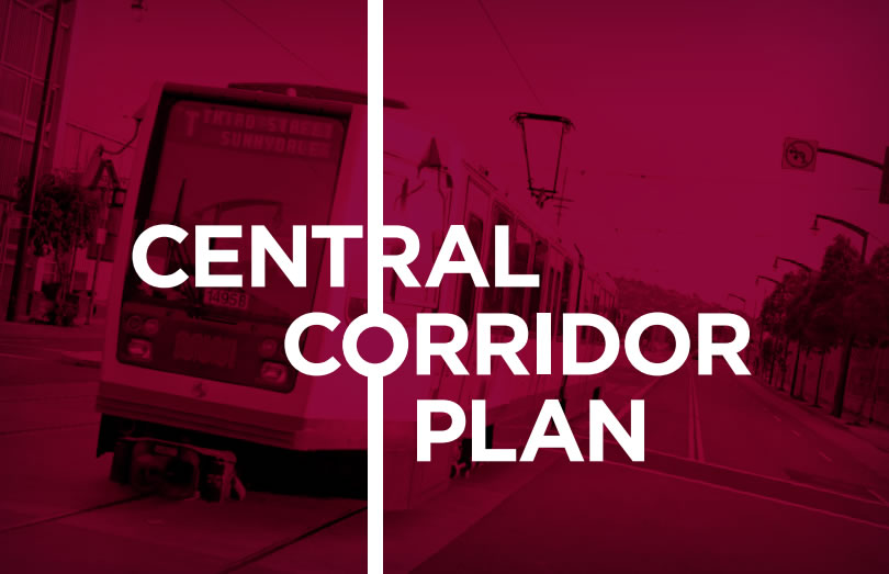 Central Corridor Plan Graphic