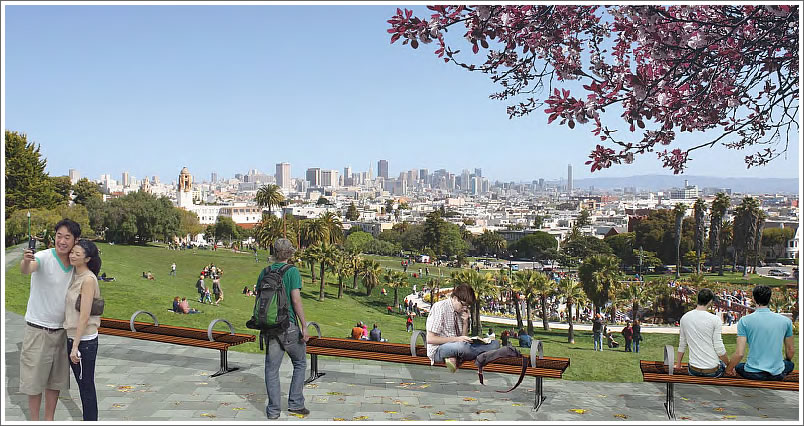 Dolores Park Plan Appeal: It's Going To The Dogs (And Commission)