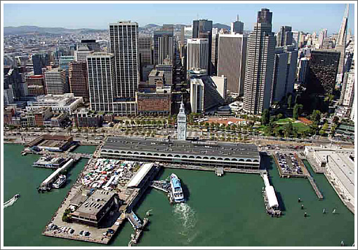 SocketSite The Plans To Expand San Franciscos Ferry