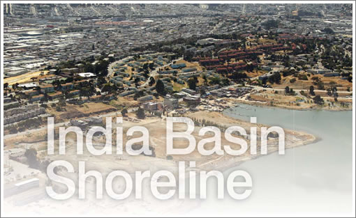 Competing India Basin Shoreline Plan: A 15-Acre Adventure Park