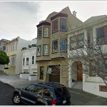 Living On Borrowed Time And Money Up On Russian Hill