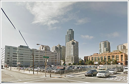 Permits For Tishman's 201 Folsom Street Towers Project Issued