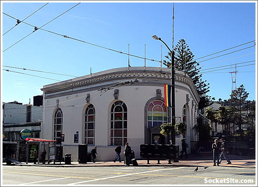 While The Rumor Mill Was Grinding Away, No Strip Club On Castro