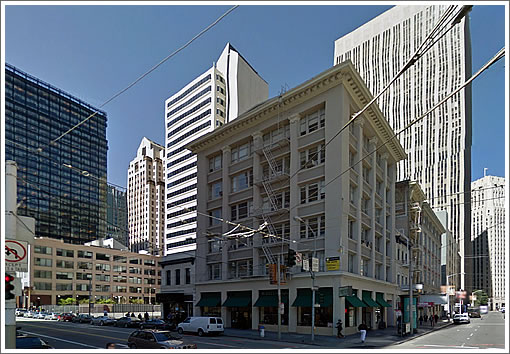 Plans For Landmark Tower(s) At First And Mission Are Powering Up
