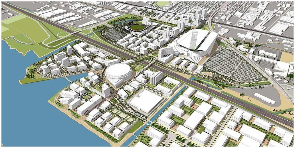 Oakland's Coliseum City Dream, And Spending, Continues On