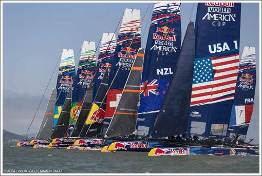 A Tip Of The Cap To Our America's Cup Youth