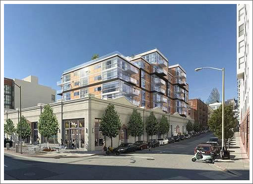74 Condos Ready To Rise At 72 Townsend Street