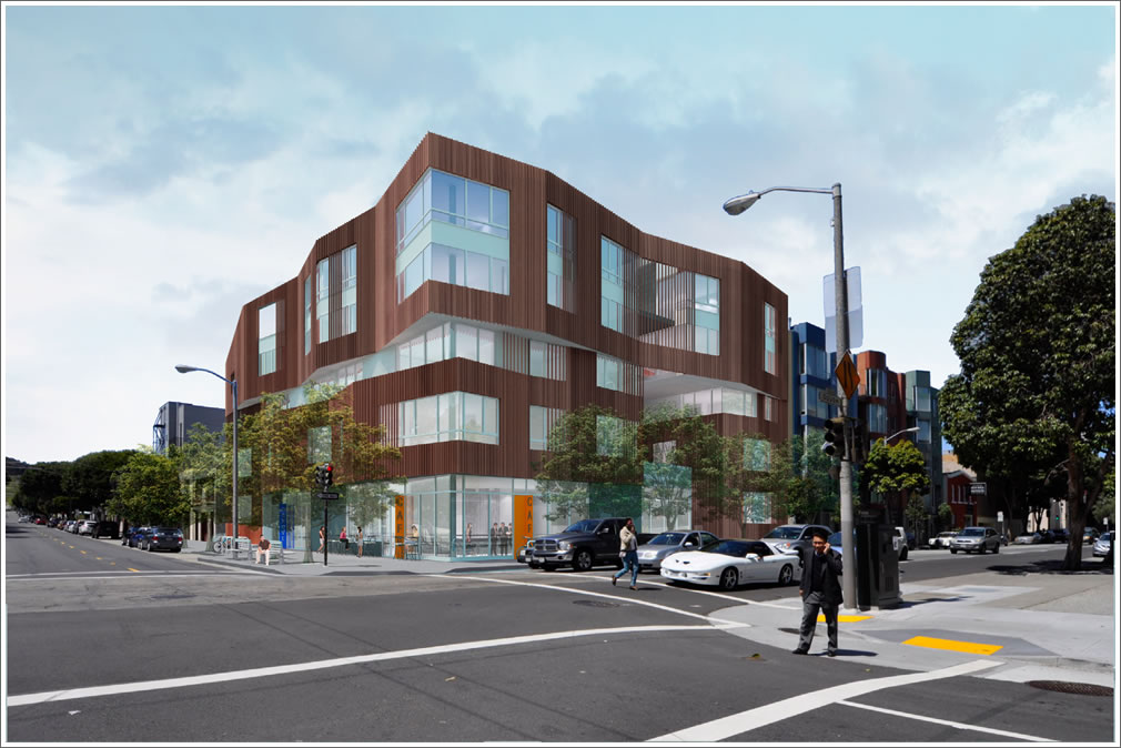 Modern Hayes Valley Development Breaks Ground, Opening 2014