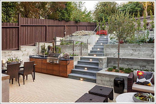 socketsite luxury platinum living in noe valley - Garden Ideas On Two Levels