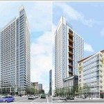 Sustainable Tower, Affordable Mid-Rise, And Retail Break Ground