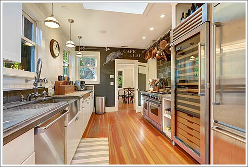 Socketsite chef tyler florence s creek house on the House beautiful kitchen of the year 2013