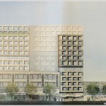 Shorenstein's Proposed Mid-Market Development Rendered