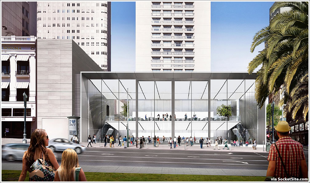 Redesigned Apple Store Renderings Redux