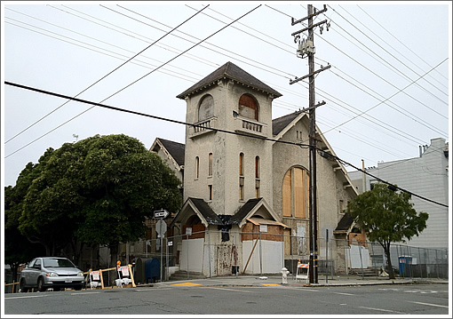 Nob Hill Church Ready To Meet Its Maker For Condos To Rise