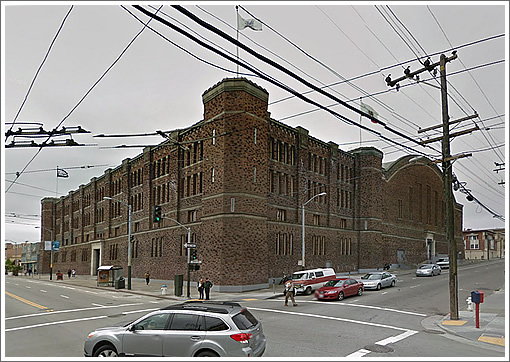 Plans To Convert Mission Armory From Porn Studio To Office Use