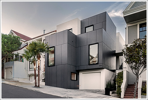 Lieblich Modern Noe Valley Cube House Hitting The Market For $4.5M