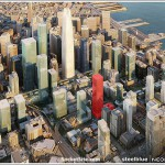 Three Teams And A Starchitect Bidding To Develop Transbay Block 8