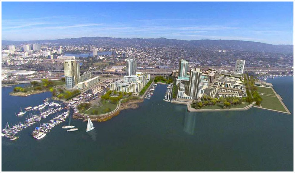 Brooklyn Basin Breaking Ground, Oakland Planning For Growth