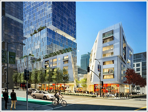 Rem Koolhaas Design Selected For Folsom Street Tower