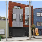 Modern Noe Valley SteelHouses Hit The Market