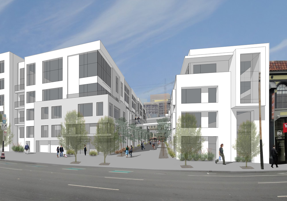 Designs For Prominent SoMa Corner Development