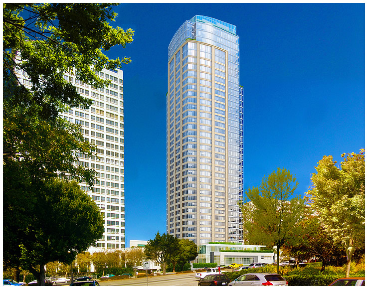 Controversial Cathedral Hill Condo Tower Aims For New Heights
