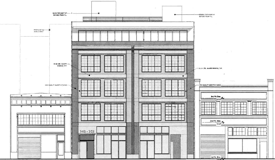 Waylaid SoMa Development Ready For Board Vote