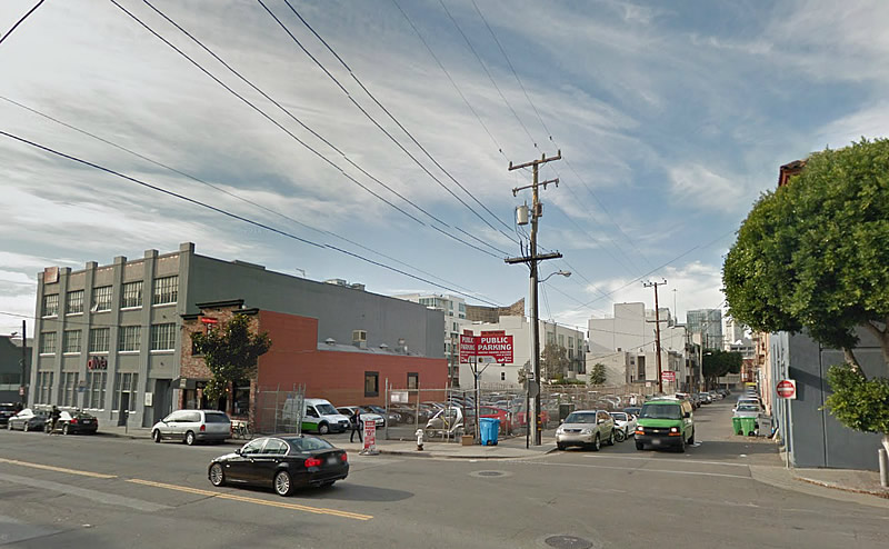 Another SoMa Parking Lot On Brannan Soliciting Developers