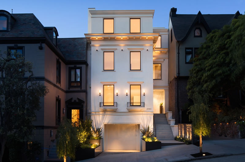 Fixed Up, Platinum Certified And Asking $10M More In Cow Hollow