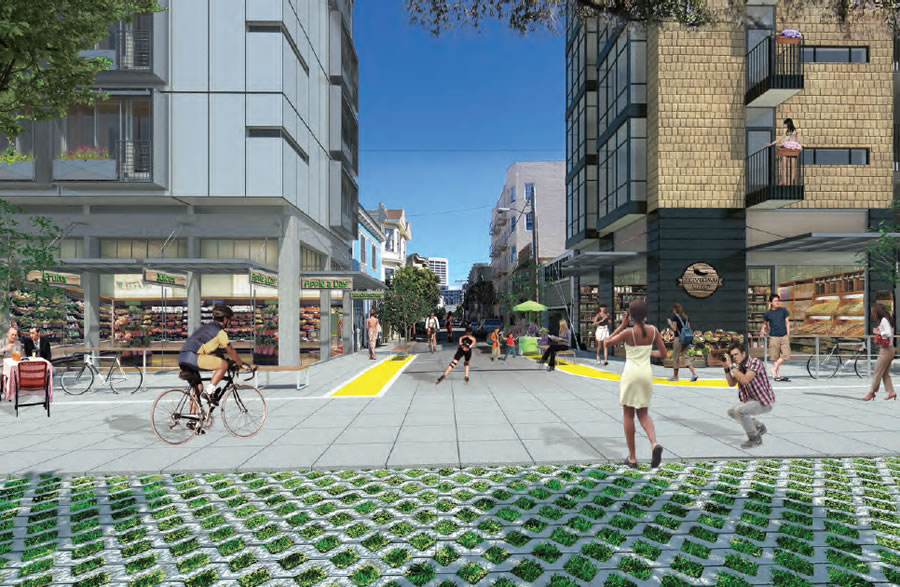 Micro-Units Headed For Hayes Valley, Gardens To Be Saved