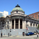 Hibernia Bank Renovation Is Rolling, Will It Be Rocking As Well?