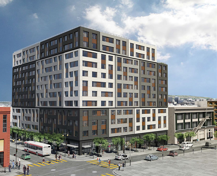 Massive Mid-Market/Tenderloin Development Closer to Reality